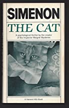The Cat - Georges Simenon - A Harvest/HBJ Book