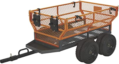 Bannon Utility Trailer - 1600-Lb. Capacity, 24 Cu. Ft.