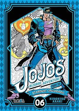 Jojo' s Bizarre Adventure Parte 3: Stardust Crusades 6 (Spanish Edition)