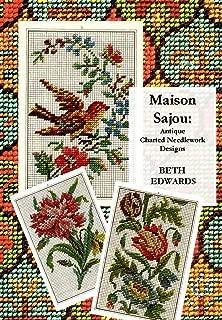 Maison Sajou: Antique Charted Needlework Designs