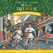 Vacation Under the Volcano: Magic Tree House, Book 13