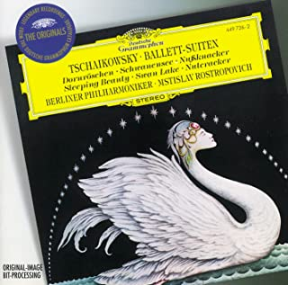 Tchaikovsky: Nutcracker Suite, Op.71a, TH.35 - 1. Miniature Overture