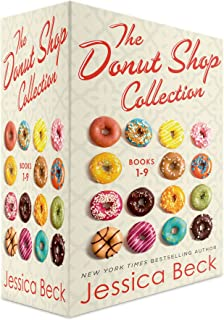 The Donut Shop Collection, Books 1-9: Glazed Murder; Fatally Frosted; Sinister Sprinkles; Evil Eclairs; Tragic Toppings; Killer Crullers; Drop Dead Chocolate; ... Illegally Iced (Donut Shop Mysteries)
