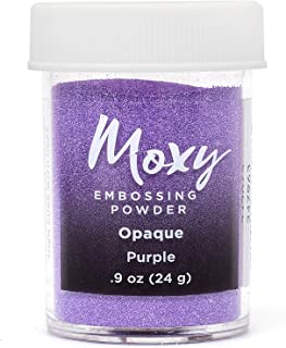 American Crafts 347963 Embossing Powder Purple