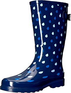 ladies extra wide calf wellies