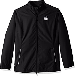 Cutter Womens Beacon Full Zip Jacket LCO01211, Black, Small