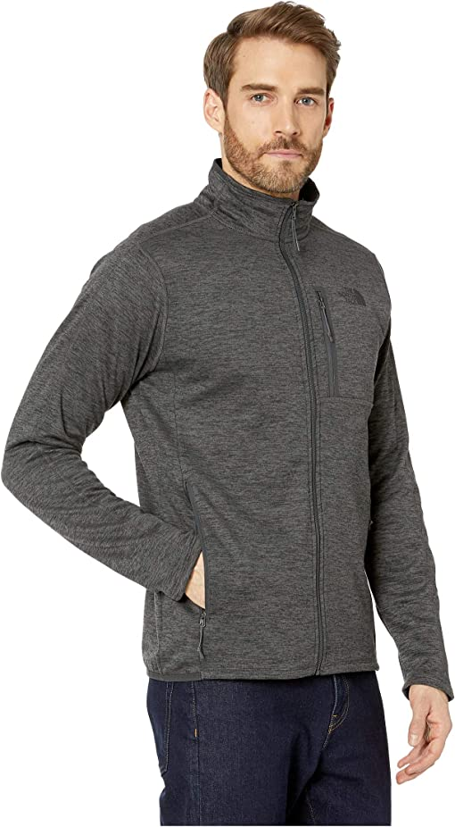 TNF Dark Grey Heather 2