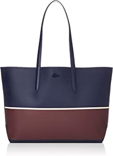 Lacoste Women's Shopping Bag By Lacoste, Peacoat Papyrus - NF2794AS-C16