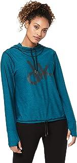 d+k Women's Air Hoodie - Turquoise