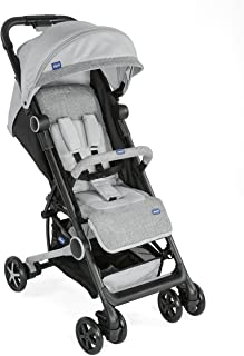 Chicco CH79444-49 Minimo 2 with Bumper Bar Stroller, Silver