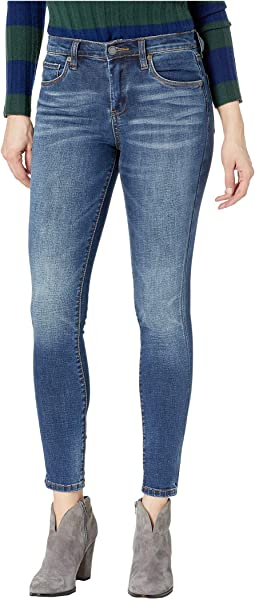 The Great Jones High-Rise Denim Jeans in Rough Rider