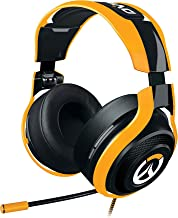 Razer Overwatch ManO'War Tournament Edition: In-Line Audio Control - Unidirectional Retractable Mic - Rotating Ear Cups - Gaming Headset Works with PC, PS4, Xbox One, Switch, & Mobile Devices