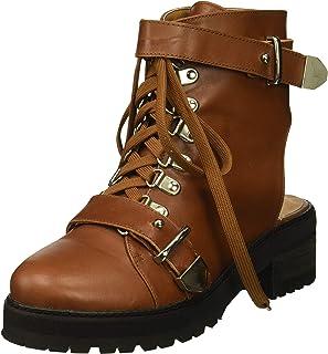 N.Y.L.A. Women's Bracen Combat Boot