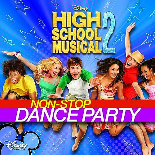 Amazon.com: High School Musical 2: Non-Stop Dance Party ...