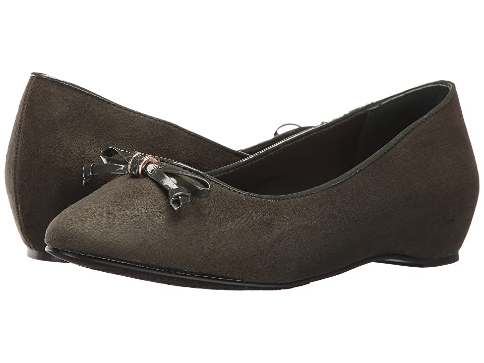 Soft Style Cahill (Rosin Faux Suede/Rosin Patent) Women