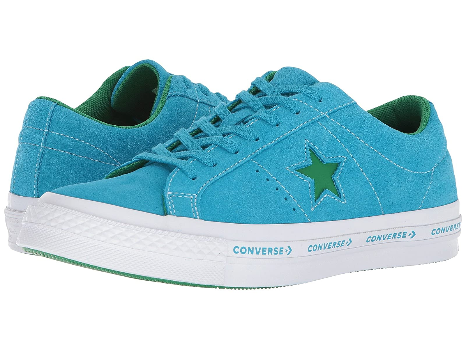 Converse One Star® Pinstripe OxCheap and distinctive eye-catching shoes