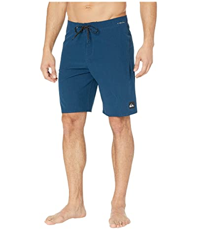 Quiksilver Highline Kaimana 20 Boardshorts (Moonlit Ocean Heather) Men