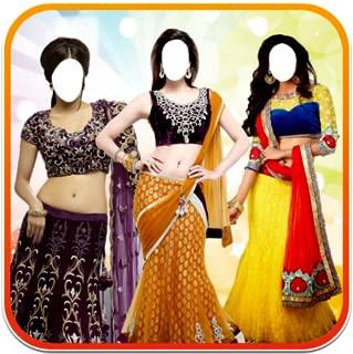 Lehenga Choli Women Photo Maker