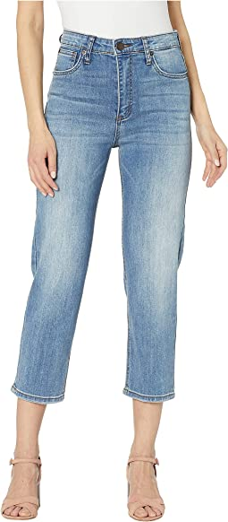 Avery Wide Leg Jeans in Darlene
