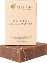 Best oatmeal bar soap for face Reviews