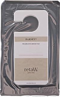 【retaW】 フレグランス ルームタグ(紙香) BARNEY*