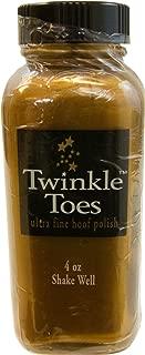 Twinkle Glitter Products Toes Satin Hoof Polish