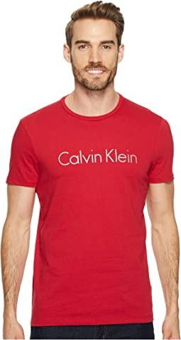 Calvin Klein - Space Dyed Calvin Klein Logo Jersey Tee - Seasonal