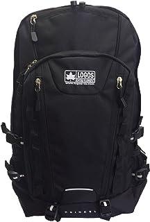 【ロゴス】LOGOS リュック デイパック 黒 機能ポケット 大容量 30L 79-84F
