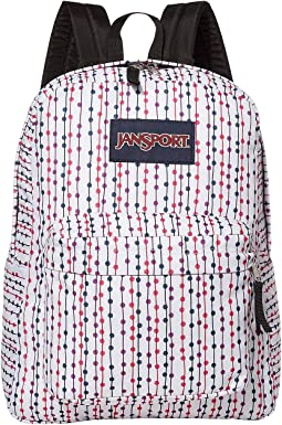 Jansport Navy Front Row Spot