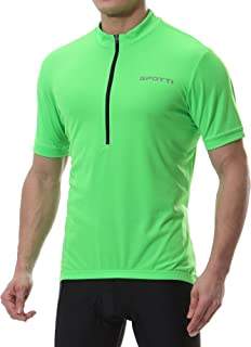 loose fitting cycling jersey