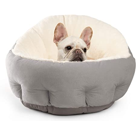 Best Friends by Sheri OrthoComfort Deep Dish Cuddler, Self-Warming Joint-Relief Cat and Dog Bed, Machine Washable, Standard and Jumbo size, Multiple Colors