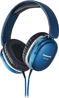 パナソニック ステレオヘッドホン ブルー RP-HX350-A