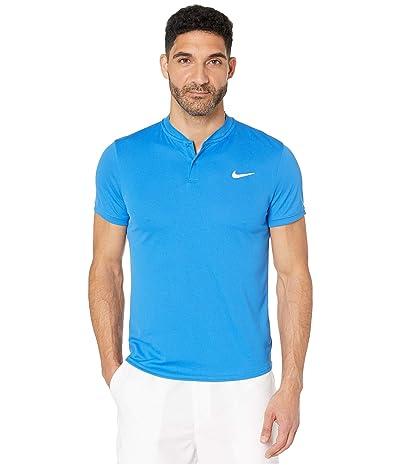 Nike NikeCourt Dry Polo Team (Hyper Jade/White/White) Men