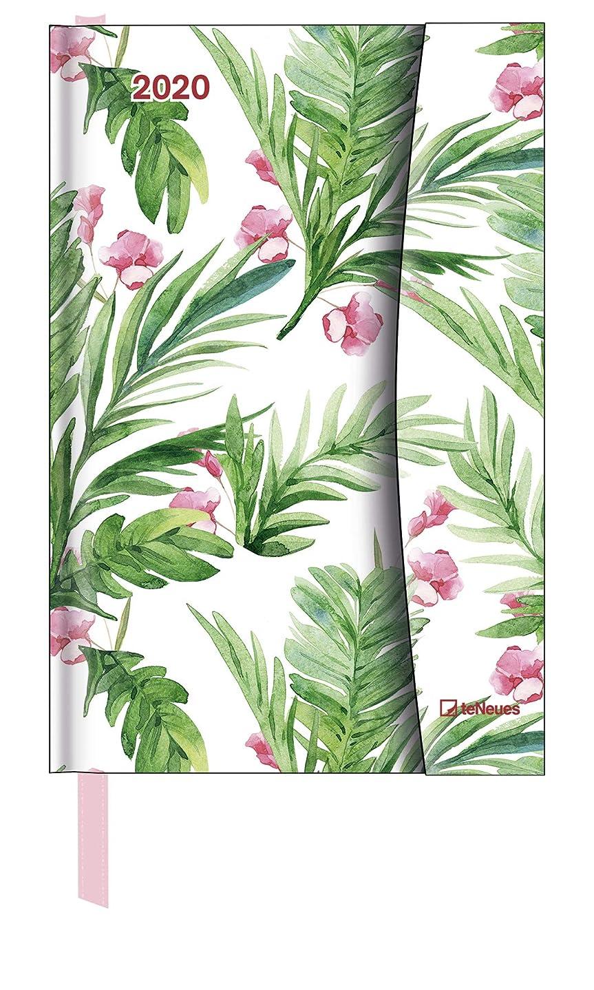 コードレス有利満了Flowers 2020 Magneto Diary Taschenkalender