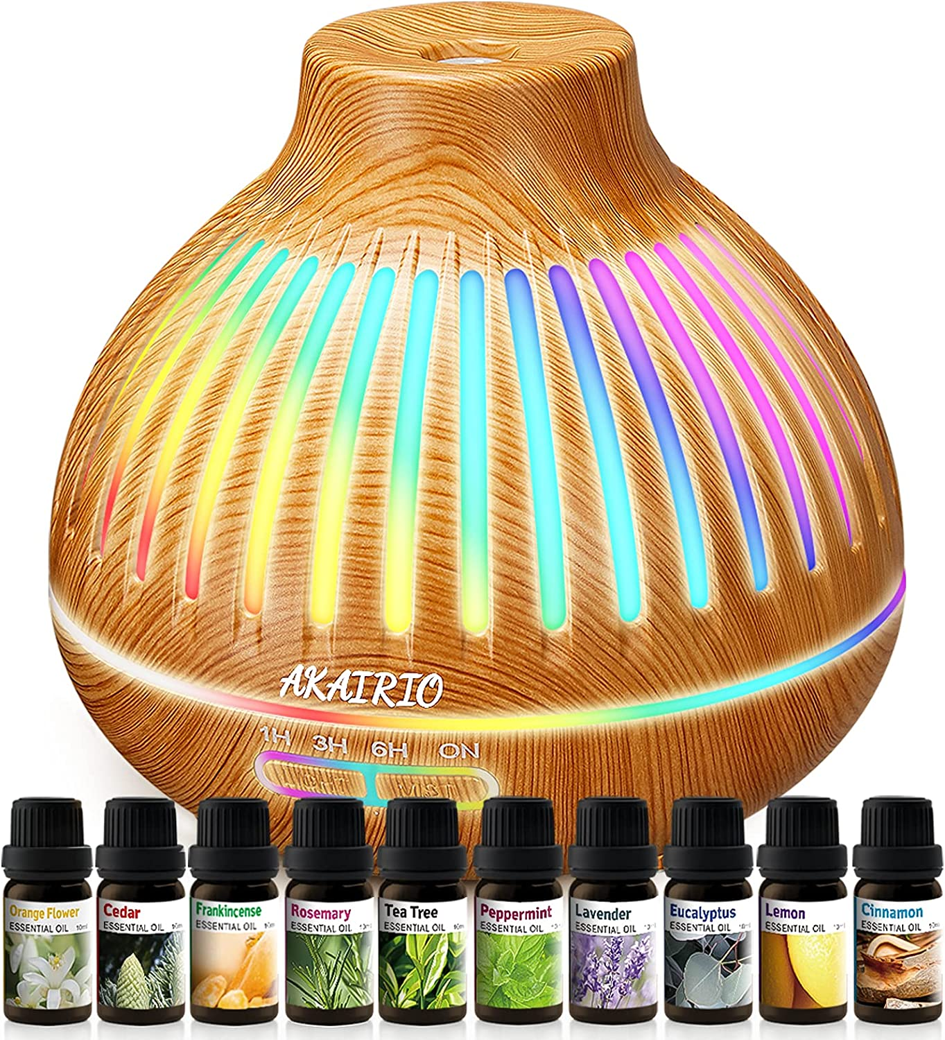 Essential Oil Diffusers for Large Rooms