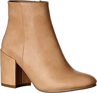 e1bf1a55ce1 Amazon.com: ankle boots for women - Riverberry / Women: Clothing ...