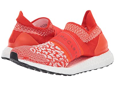 adidas by Stella McCartney Ultraboost X 3.D (Core White/Bold Orange/Radiant Orange) Women