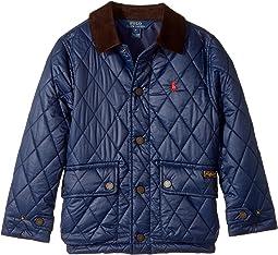Polo Ralph Lauren Kids - Quilted Barn Jacket (Little Kids/Big Kids)