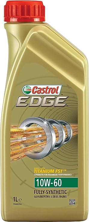 Castrol Edge Engine Oil 10w 60 1l Auto