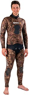 Mares Instinct Camo Brown 55 Open Cell - Pantalones Unisex, Color marrón