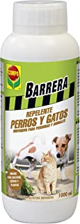 Barrera Repelente Compo Perros y Gatos, Agente Repelente