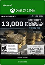 Call of Duty Modern Warfare Points - 13000 - Xbox One [Digital Code]