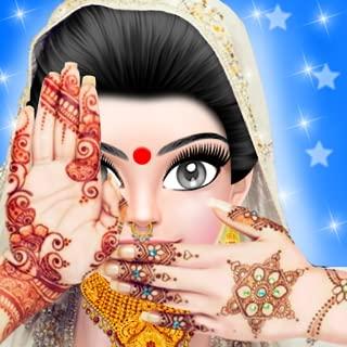 Indian Wedding Girl Stylist Salon Game