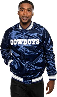 Best cowboys satin jacket Reviews