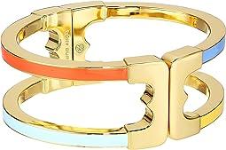 Gemini Link Enamel Bracelet