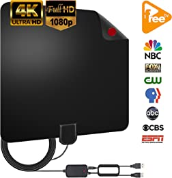 Best cable antennas for tv