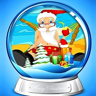 app santa picture