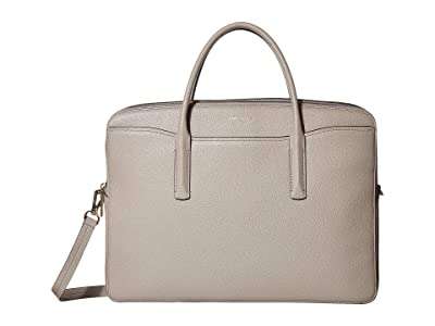 Kate Spade New York Margaux Universal Laptop Bag (True Taupe) Computer Bags
