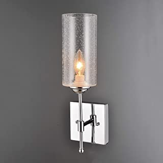 Best hampton bay wall sconce replacement glass Reviews