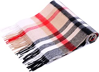 ANDORRA Super Soft Luxurious Cashmere Winter Scarf with Gift Box